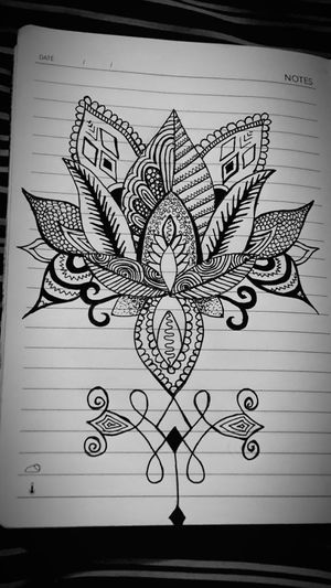 🔸🔹Something different, completed piece🔹🔸 Creativedesign Art Art, Drawing, Creativity Tattoodesign Drawing Drawing ✏ Lovedrawing