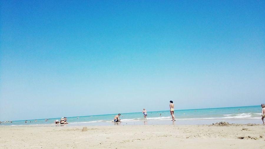 Sea Holiday Mare Vacanzeb Holiday Stanchezza