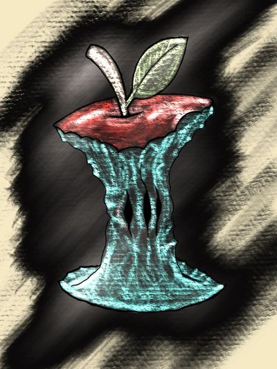 When you are a fruit lover your setup fruit look like this 🍎😜😊 Aple Stilllifedrawing Fruit Fruitlover Digitalart  Digitaldrawing Funnymoment Practicedrawing Instaart Quickdraw Fruitninja Sketch Close-up Indoors  Nature