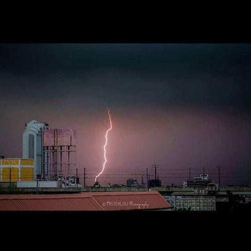 Thunderstorm over Bangkok © M I S T E R L O U Photography