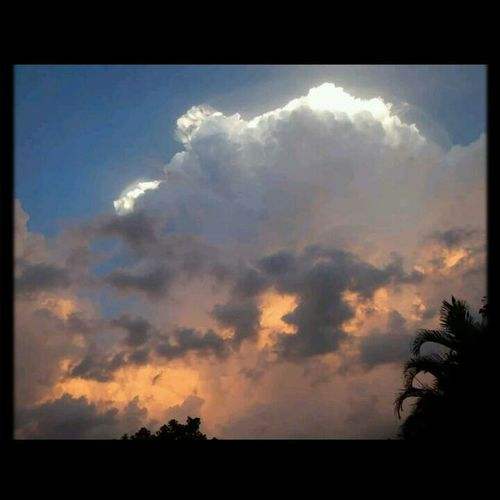Finding the silver lining♡ Firstpost  Follow? First Eyeem Photo