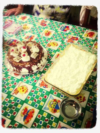 Bolinho E Torta De Limão Escocês! Só Que Não. HAHAHA'