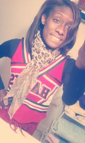 Before the game I didn't cheer at -.-