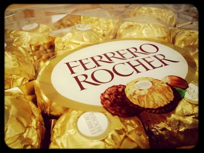 Yumm ? Ferrero Rocher
