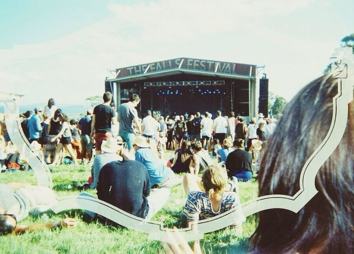 TheFallsFestival Festival Tasmania Australia