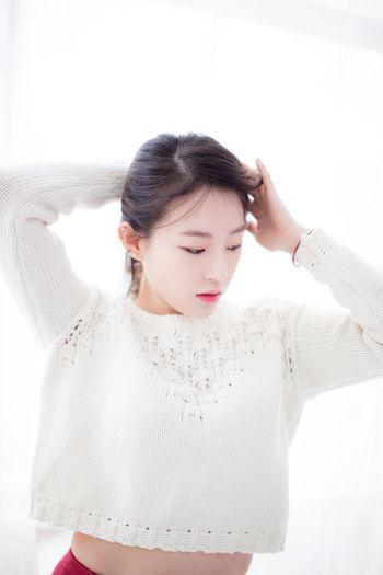 Korean girl,
