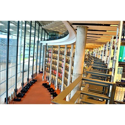 The glass wall of chanselor complex WHPmylibrary