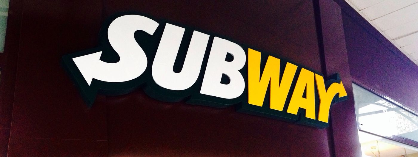 nouveau a vichy Subway