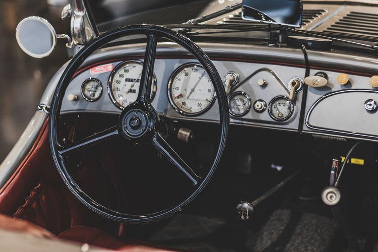 Car Close-up