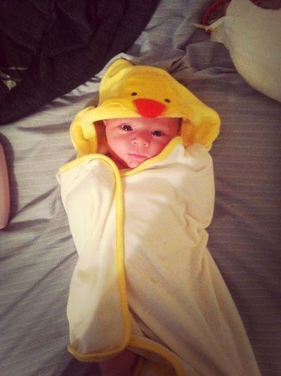 Mommy's Little Duck(: