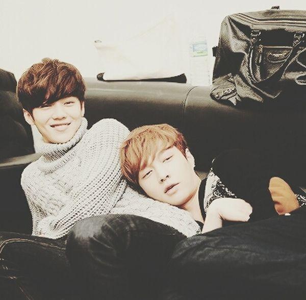 Luhan Lay EXO Boys