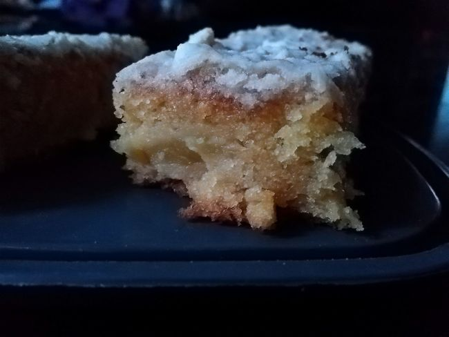 Cake Apple Meringue Macaron Baking Kuchen Kitchen Pommes Homemade Food Croustillant Moelleux