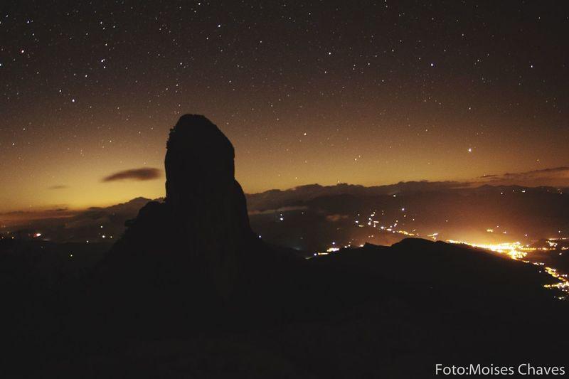 Sommergefühle Nightphotography Night Outdoors Illuminated