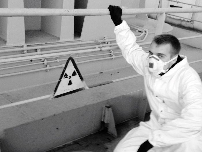 Atom is beside Nuke Power People Russia