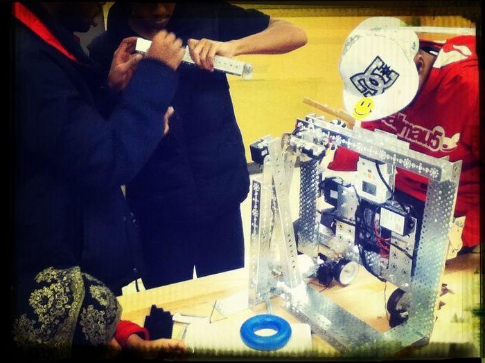 Hard Working Robotics Team