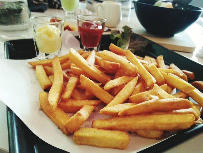Freedom free time French Fries Food And Drink Indoors  Prepared Potato Unhealthy Eating Ready-to-eat
