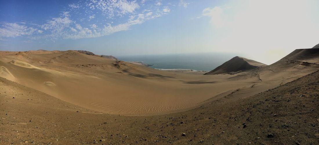 Sand Nature Sky