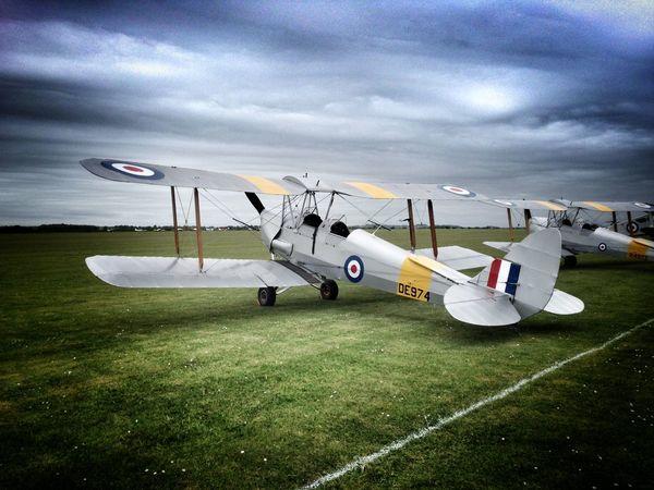 Warplane IWW England