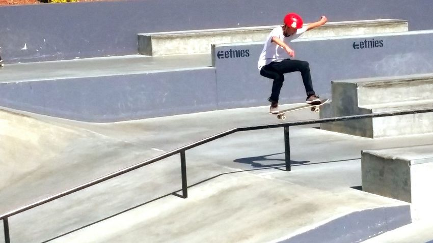 Under Pressure Skateboarding Tricks