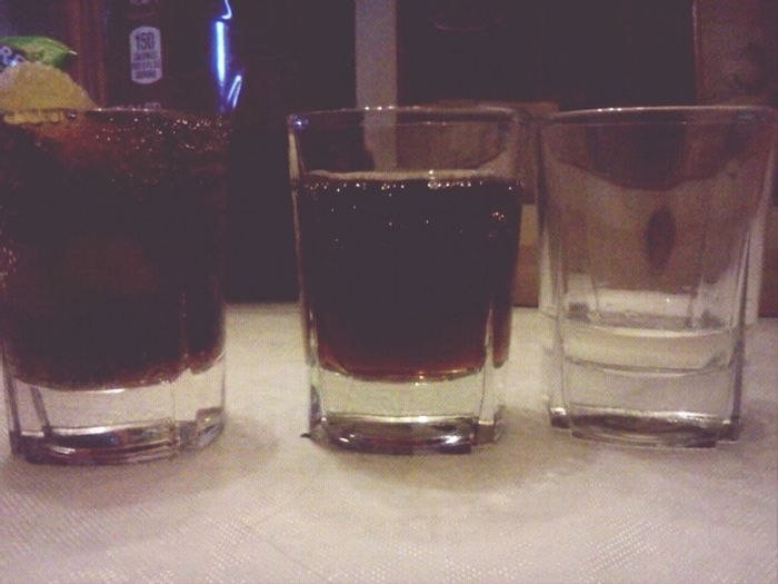 Creating Drink