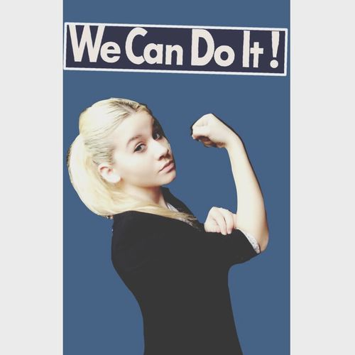 Wecan💪 Wecandoit Woman Womensday