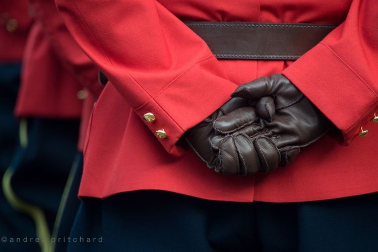In remembrance... Montréal Remembrance Vetrans Canada