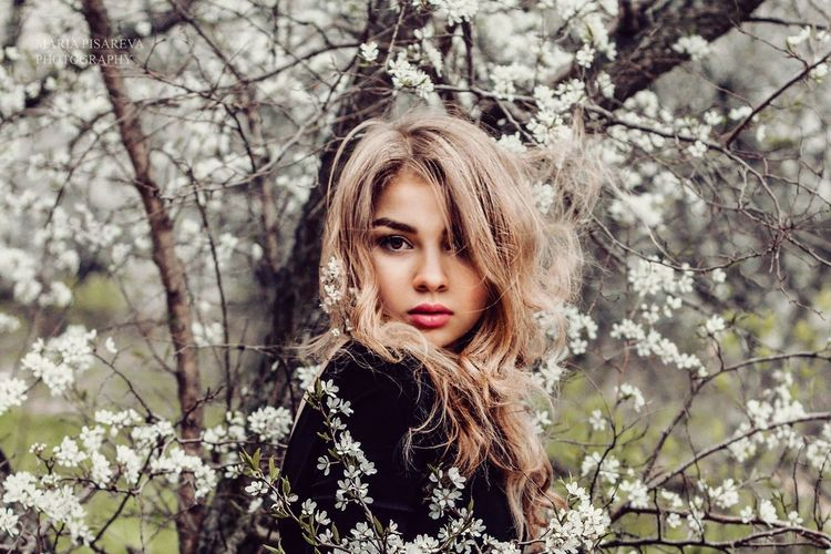 Girl Photography Portrait Vladivostok Inbloom Blossom