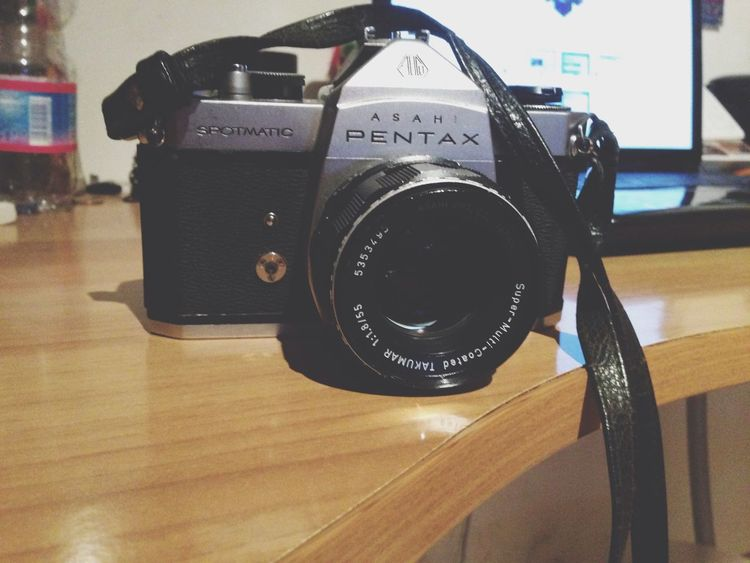 Old :') Taking Photos Pentax Old Photography