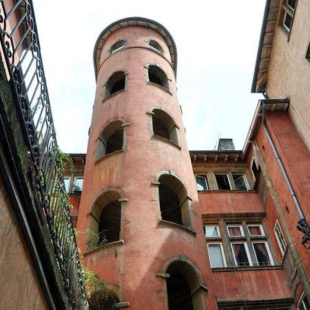 Lyon Roof Eyelyon Vieux Lyon  Only Lyon Tour Rose Old Town Citylife