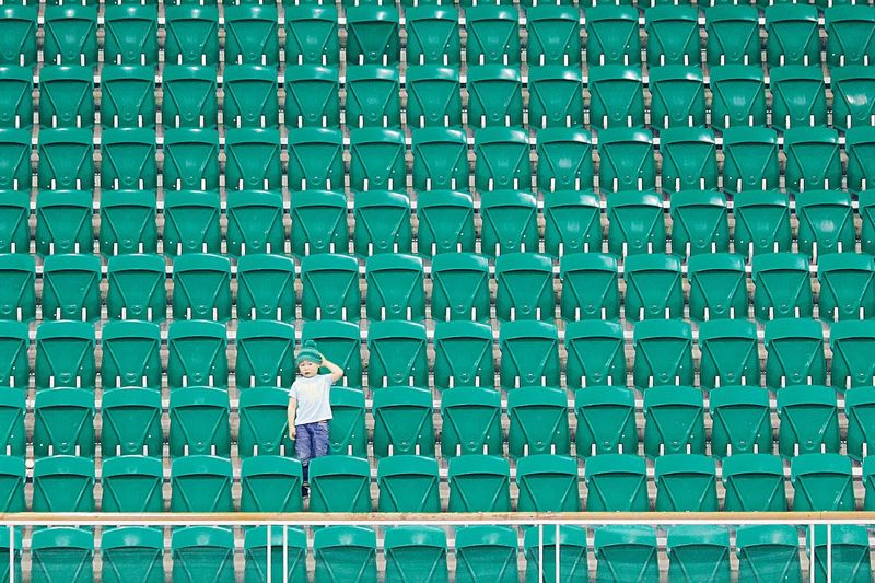 • Feel the Teal • Deceptively Simple EyeEm Best Shots Eye4photography  Minimal Isolated Seats Teal Minimalism Boy Kid EyeEm Kids