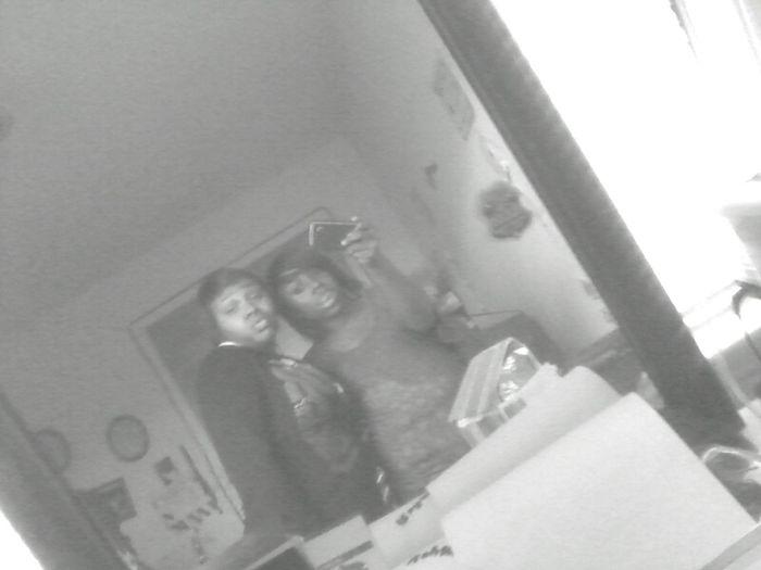 Me && Da Sis @ThuggDimples15