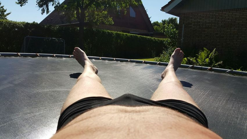 From My Point Of View Sunbathing☀ 27 degrees