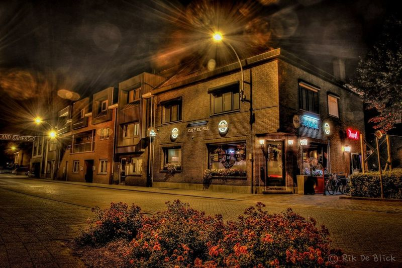 Night Hdr of the bar next door Nightphotography HDR Bar Hdr Edit Hdr_Collection Hdr_lovers Hdr_pics