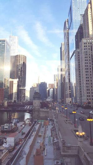Chicago Illinois City View  City Street City City Life Chicago ♥ Downtown Cold Winter ❄⛄ Peoplephotography Photography Winter Wonderland Cold Cold Days