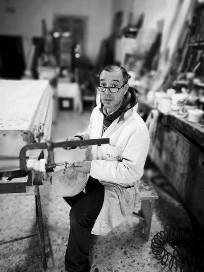 Restauratore Falegname Falegnameria Artigianato Artigiano One Person PeopleNe Man Only Outdoors Day Only Men First Eyeem Photo