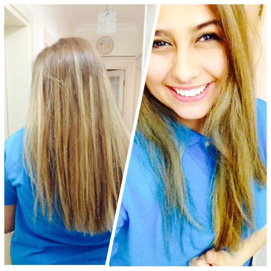 Yeni saçlar 💇🏽💆🏼❤️😘