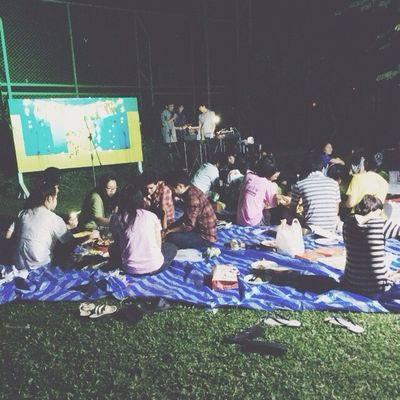 Light and Sound Chulalongkorn University🎈 LSCU NewYear Party Vscocam