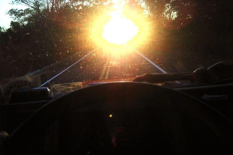O sol 🌞