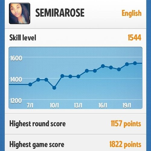 I'm getting better(: