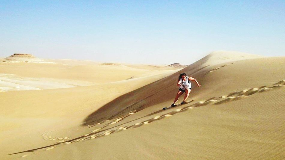 Sandboarding Freedom Enjoying Life Check This Out Siwa Oasis Sand Dune Desert Desert Sport Sports