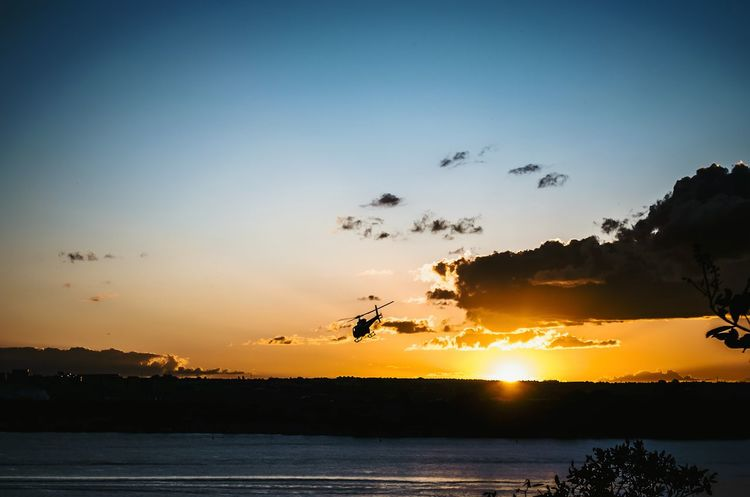Helicopter Sol Sun Sunset Brasil Brasília Skyporn Sky Nature Nikon