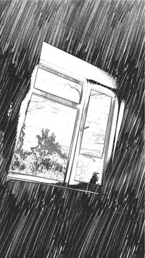 Окно. Bw Blackandwhite Monochrome Black&white Light And Shadow Creative Light And Shadow Window Art ArtWork