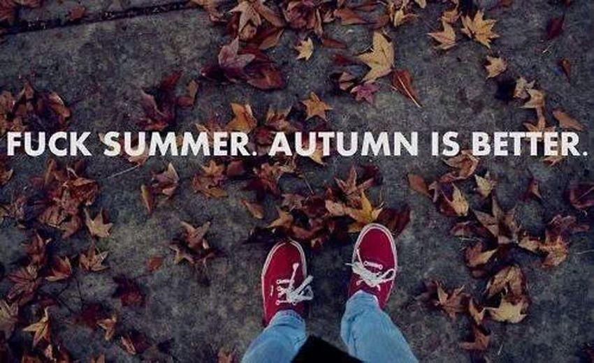 Autumn FUK Vans