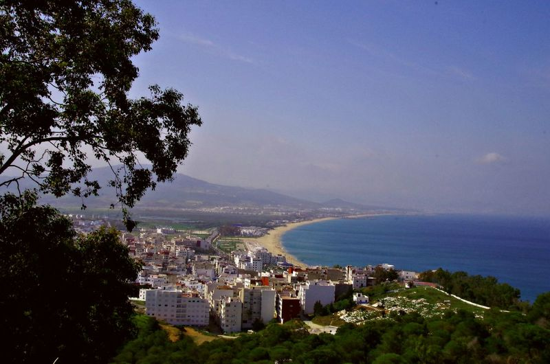 "A View from Tetouan city called also the White dove, located in north of morocco and this place called "" codia taifour"". Rinkon Morocco North Morocco Forest High View Of The City The White Dove EyeEm Best Shots EyeEmNewHere Morocco Tetouan The White City Architecture High Angle View No People Northmorocco Sky Tetouan Morocco TOWNSCAPE"