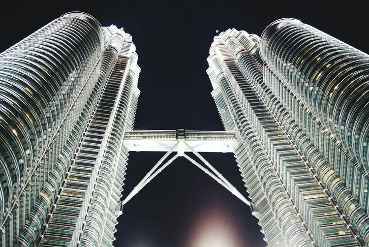 Malaysia Suria KLCC Night Photography