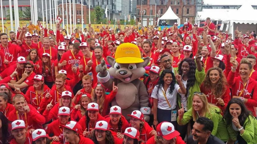 TwentySomething + Toronto 2015 Pan Am Games: Team Canada Youth Enjoying Life