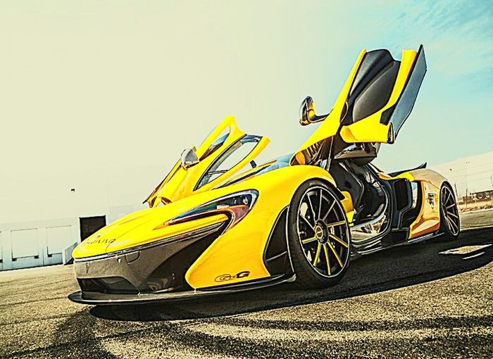 P1 supercars Iforged