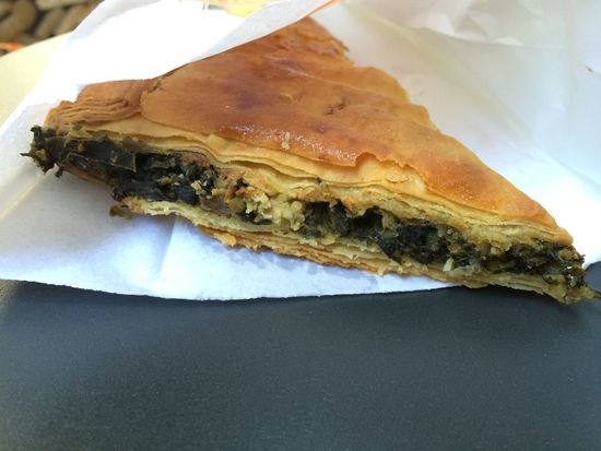can you say Spanakopita ? 😋😋😋 my favorite! Athens Greece Greek Food Feta Cheese Spinach