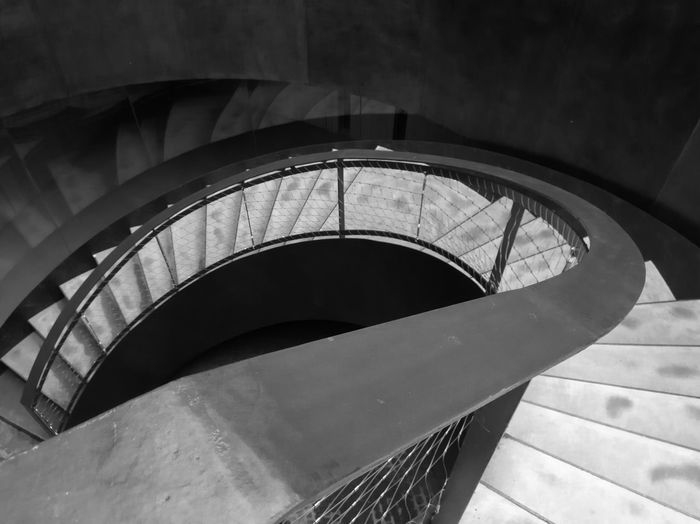 Efecto caracol Bw_collection EyeEm Best Shots - Black + White Architecture_bw Shootermag