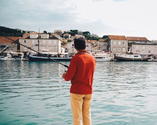 Fishing for compliments Split Croatia The Week On EyeEm TheWeekOnEyeEM EyeEm Selects Postcode Postcards Travel Destinations Travel Photography